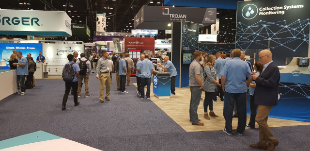 Weftec Show 2019_Water and enviromental solutions Conference